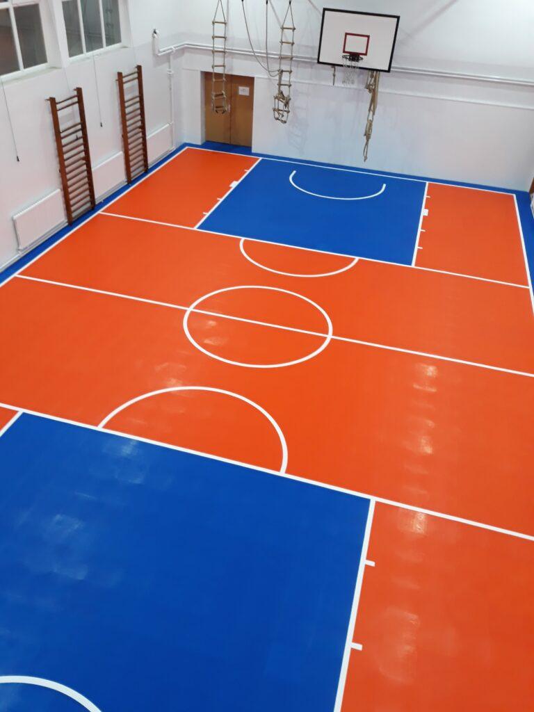 podovi za kosarkaske terene