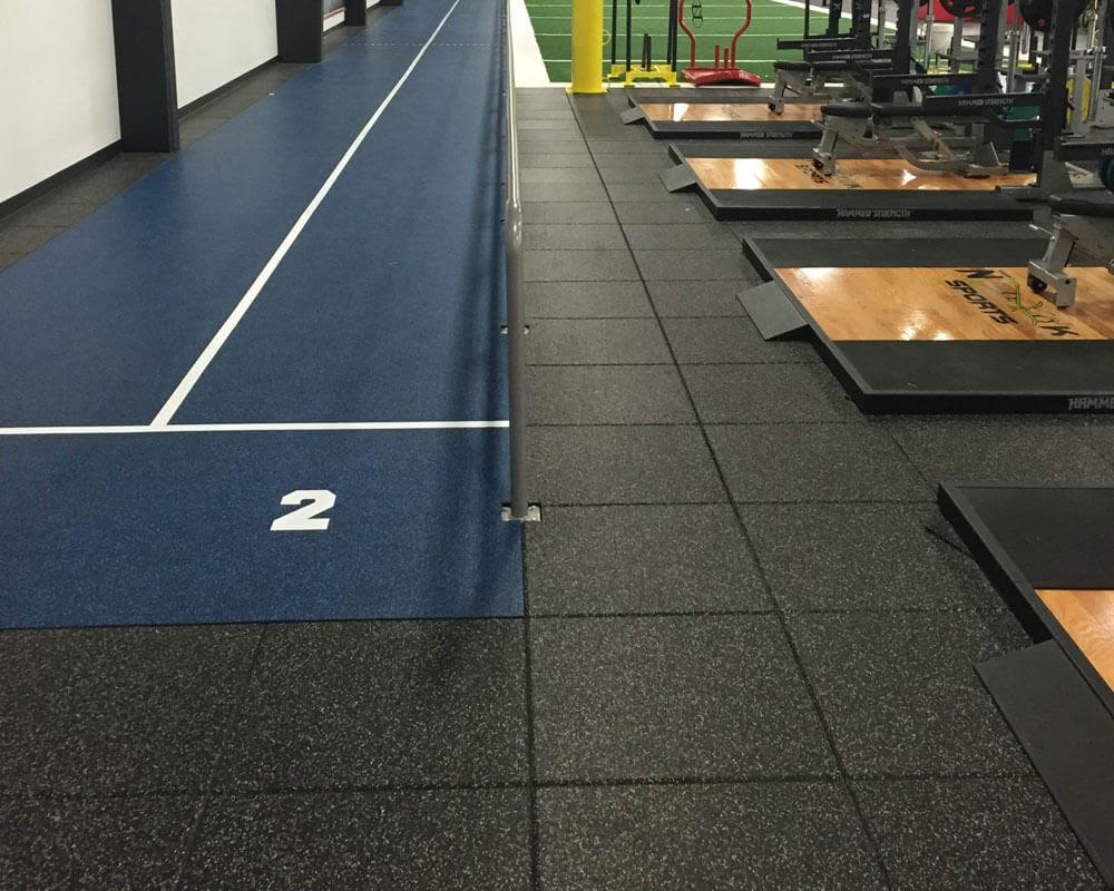 gunemi podovi za sportske dvorane